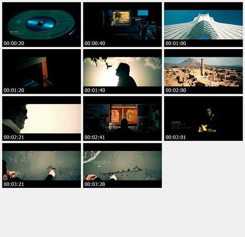 دانلود موزیک ویدو جدید حبیب بنام ایران بانو (ورژن جدید)