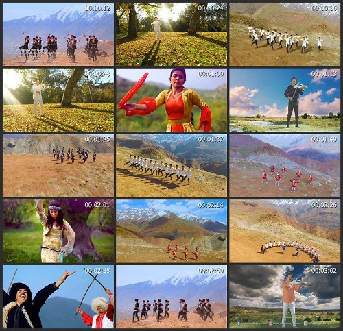 موزیک ویدئو جدید بیژن مرتضوی - میچکا