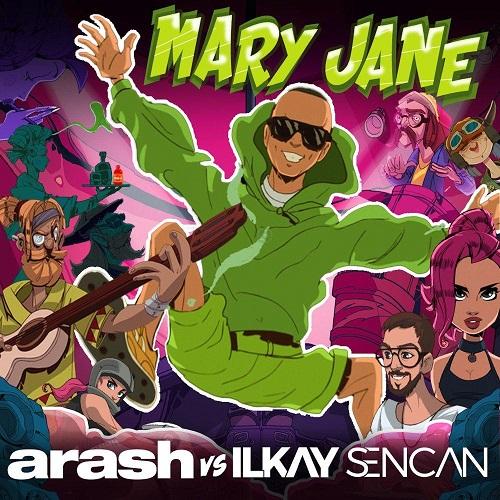 آهنگ جدید آرش و Ilkay Sencan - مری جین