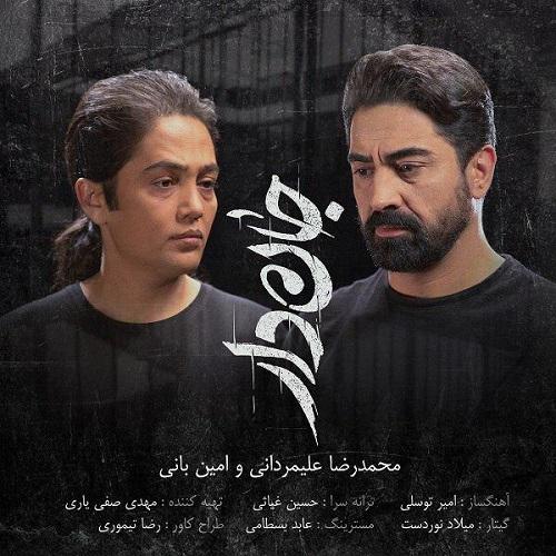آهنگ جدید محمدرضا علیمردانی و امین بانی - جان دار