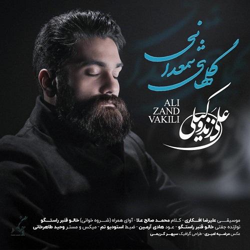 آهنگ جدید علی زند وکیلی - گلهای شمعدانی