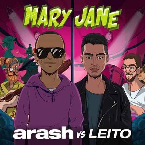 آهنگ جدید آرش و بهزاد لیتو - مری جین