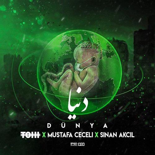 آهنگ جدید حسین تهی و مصطفی ججلی و سینان اکچیل - دنیا