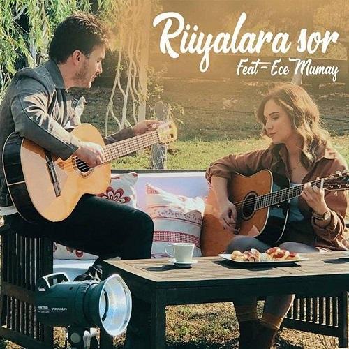 Mustafa Ceceli - Ruyalara Sor (Ft Ece Mumay) (Akustik)